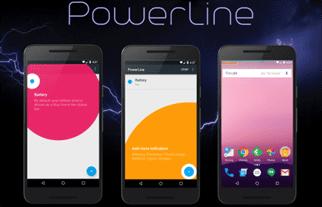 Android sempre sotto controllo con Powerline