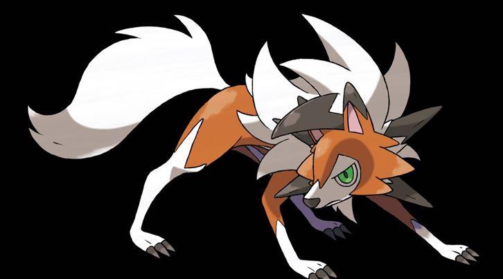 2e10d8adb Pokémon Ultrasole e Ultraluna, svelata nuova forma di Lycancroc ...