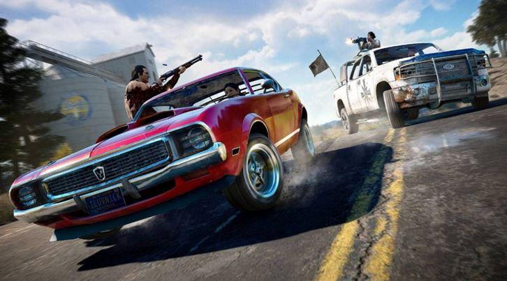 Far Cry 5 mantiene la vetta delle classifiche italiane