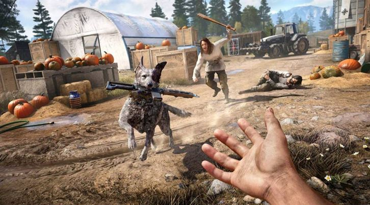 Far Cry 5 protagonista delle classifiche italiane (week 13, 2018