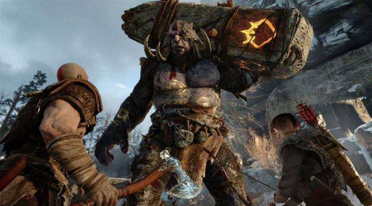 God of War si scaglia sulle classifiche italiane - cellicomsoft