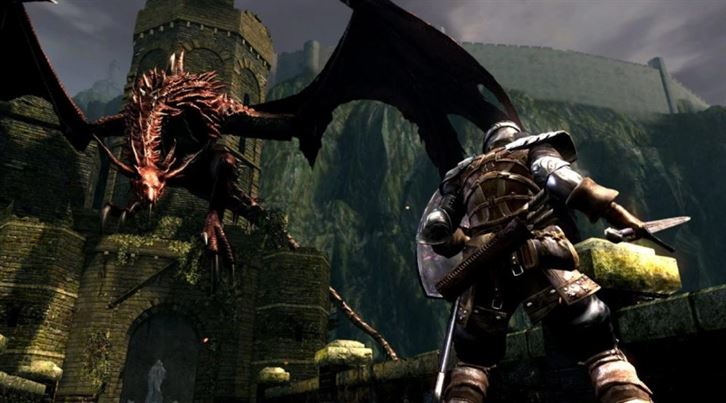 Dark Souls Remastered è in vetta alle classifiche italiane