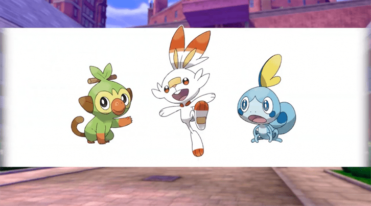 Pokémon Sword e Shield: Gli starters diventano le Powerpuff Girls