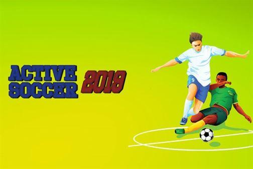 on sale 7b7b1 ba3cb Caricato il titolo, verremo proiettati subito nei meandri fatti di menu  vecchio stile ed opzioni che caratterizzano Active Soccer 2019.